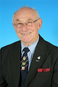 Councillor Harry Turbyfield
